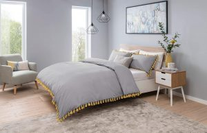 Bedding in the colours of the year